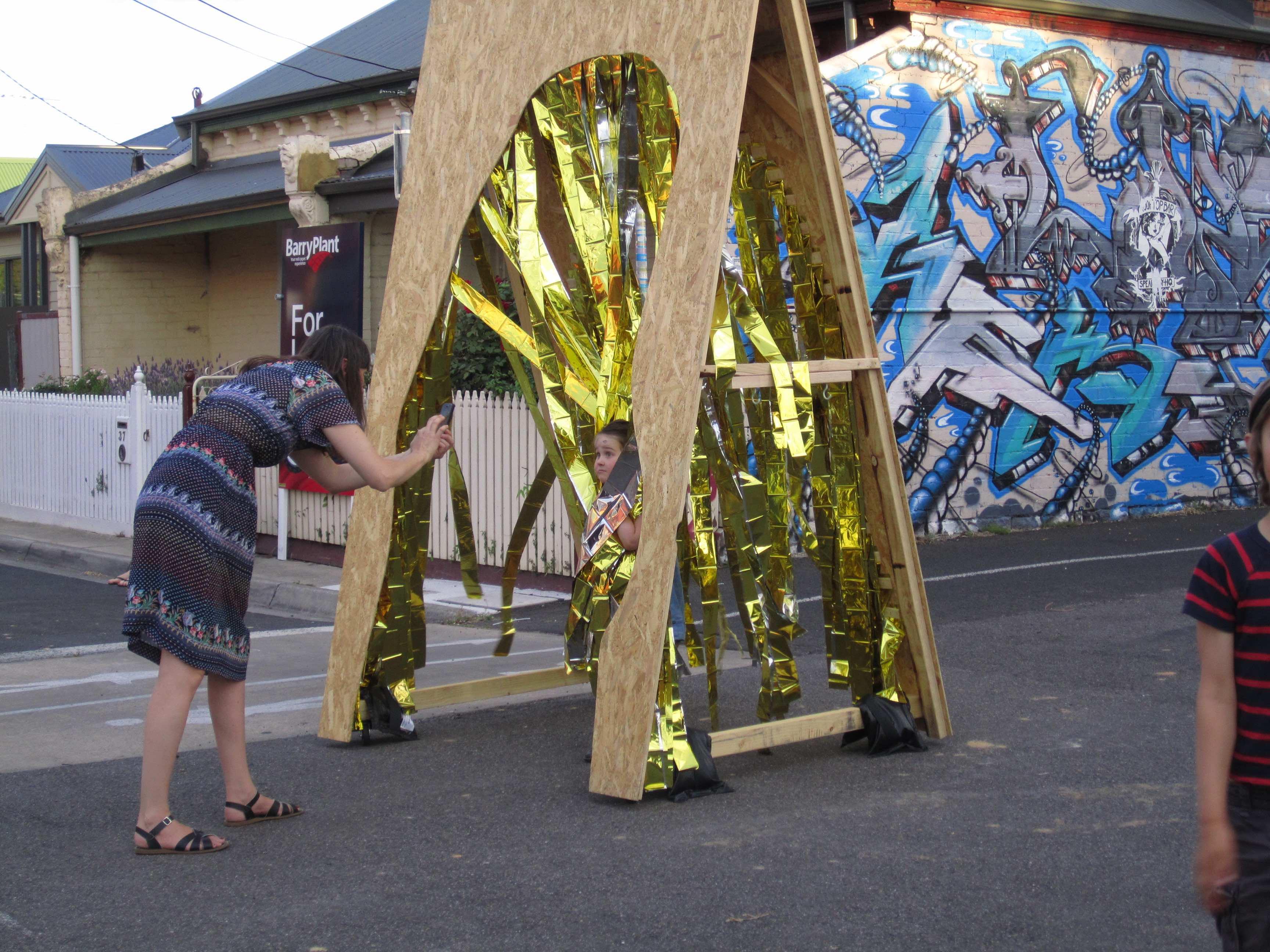 Arc d'Brunswick - Melbourne